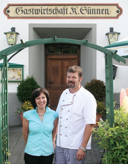 Brigitte und Karl-Heinz Sünnen